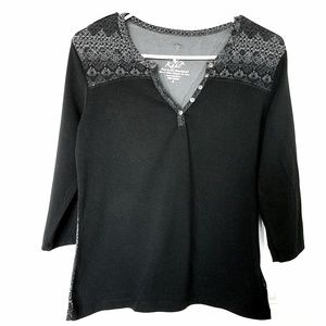 Kuhl Flora 3/4 Sleeve Shirt